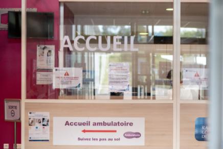 Accuueil admission